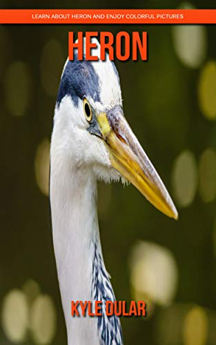 Heron! Learn About Heron and Enjoy Colorful Pictures Descargar Epub