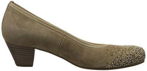 Gabor Comfort, Scarpe con Tacco Donna Marrone (walnut Strass 43)