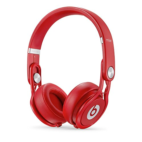 2f8f3fe6c62 Buy Beats Mixr Wired Headphone (Red) Online at Lowest Price in India