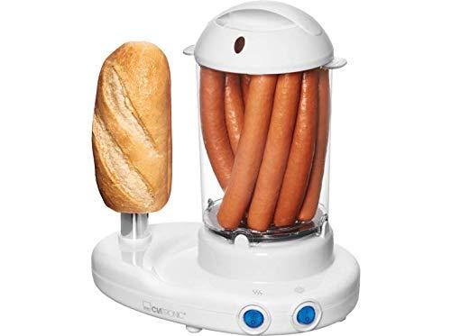 Clatronic HDM 3420 EK Hot-Dog-Maker inklusiv Eierkocher , 380W
