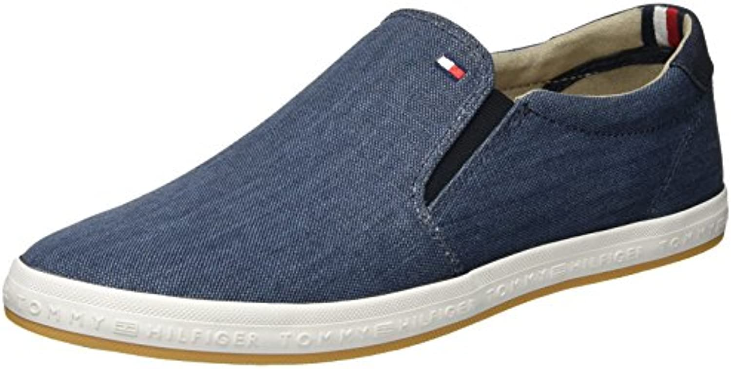 Tommy Hilfiger Herren H2285owell 2d2 Low Top
