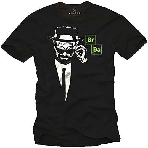 dia del orgullo friki Camiseta negra hombre - Br Ba