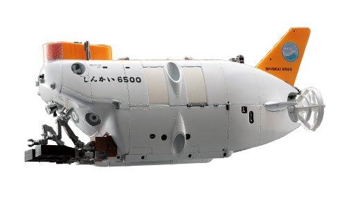 Hasegawa SW01 - 1/72  Manned Research Submersible Shinkai 6500