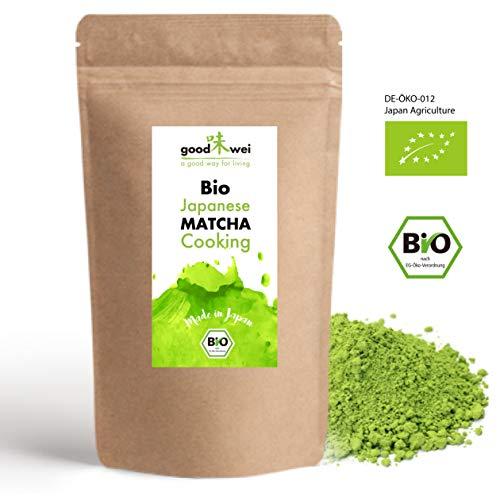 Original japanischer Bio Matcha Tee for Cooking