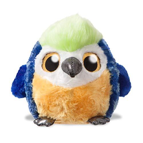 Aurora World 60975 Yoohoo Mac Macaw, Azul y Oro, 12,7 cm