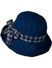 Dazoriginal Sombrero de Cubo Pamelas Playa Mujer Plegable Sombrero de Sol  Verano add234c77c12