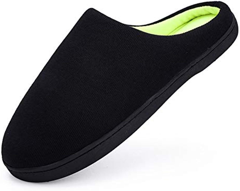 Imzoeyff Pantoufles en en en Coton d'hiver Mesdames Intérieur Confortable Accueil Chaussures en Coton Non-Slip Warm...B07JVY71M4Parent a2fa69