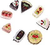 Bread cake shop decoration model child/photography props(1PC)