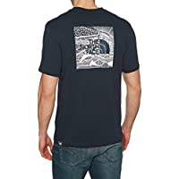 The North Face SS Redbox Cel, T-Shirt Uomo, Urban Navy, L