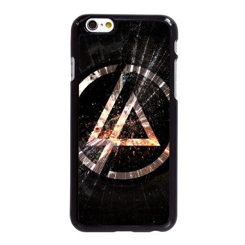 J5M58 Linkin Park Z4S0UT coque iPhone 6 Plus de 5,5 pouces cas de couverture de téléphone portable coque noire FQ3IOT4LF