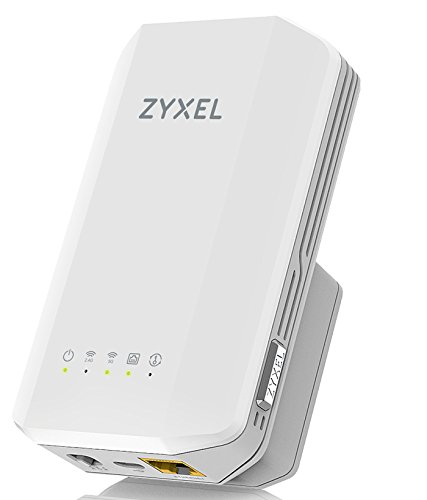 Image of Zyxel AC1300 MU-MIMO Dual-Band WLAN-Repeater – für Wandsteckdosen [WRE6606]