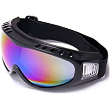 Z-P Man's Outdoor Sports Motorcycle Cycling Windproof Dustproof Ski Hiking Equipment Anti-reflection UV400 Shield Goggles