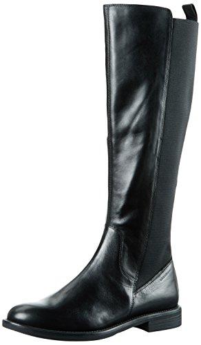 Vagabond - Amina, Stivali alti con imbottitura leggera Donna Nero (Schwarz (20 Black))