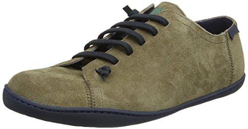 CAMPER Repelo, Lapa(Navy)/Cami Navy, Herren Sneakers Braun (Dunkelbraun)