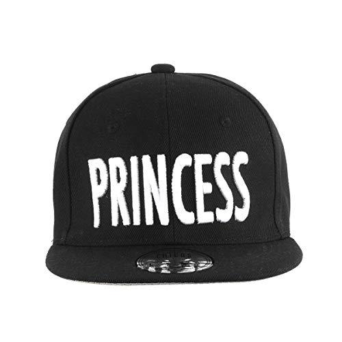 & Princess Kindercap 46-56cm Kopfumfang, Cap Größe:46-56cm Kopfumfang;Farbe:Princess ()