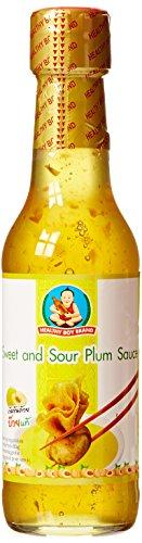 Healthy Boy Sauce de Prune 250 g - Lot de 3
