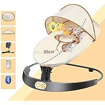 a1158b8cb Silla mecedora para bebé silla cómoda silla de cuna sillón reclinable sueño  artefacto recién nacido sacudida