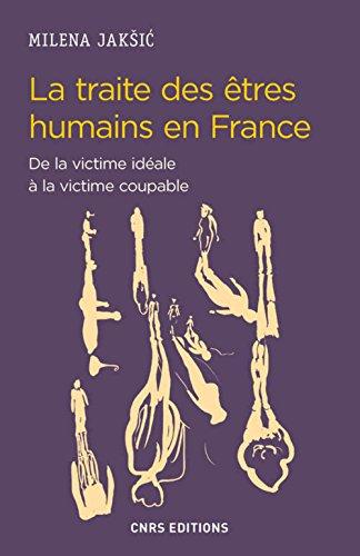 Traite des êtres humains en France. De la victime