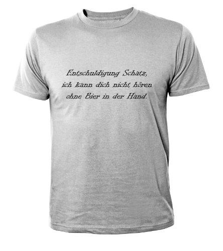 Sprüche Fun Spaß Tee S-3XL Damen T-Shirt Janz wichtig Fresse halten angesagt