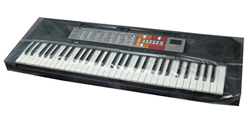 Keyboard Transparent Dust Cover For Yamaha PSR-F50 / F51 Keyboard.  available at amazon for Rs.499