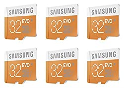 6 x Quantity of 32GB Micro SD Memory Card Ultra Class 10 SDHC up to 48MB s with Adapter - FAST FREE SHIPPING FROM Orlando Florida USA