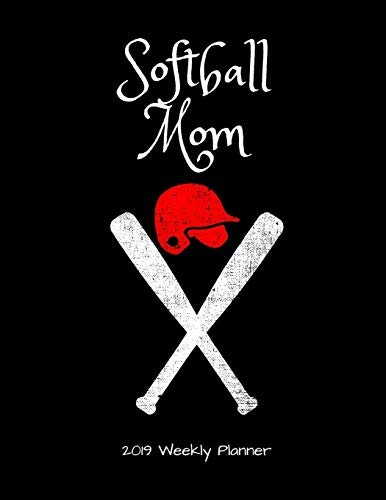 ekly Planner: A Scheduling Calendar for Busy Mothers of Softball Players ()