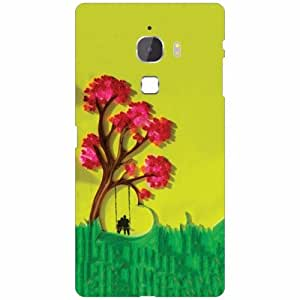 Letv Le Max Printed Mobile Back Cover