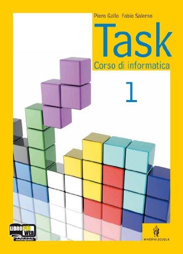 Task. Con espansione online. Per gli Ist. tecnici: 1