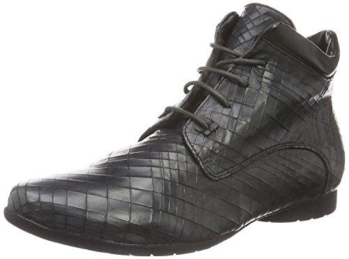 piazza-damen-990962-kurzschaft-stiefel-grau-piombo-black-39-eu