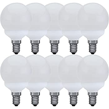 Paulmann ESL Energiesparlampe Globe G110 15W = 60W E27 opal matt warmweiß 2700K