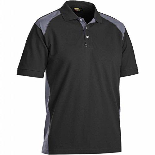 Preisvergleich Produktbild Blakläder 3324105099944XL Polohemd Größe 4XL schwarz/grau
