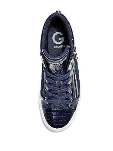 G By Guess Orily Synthetik Turnschuhe Dark Blue