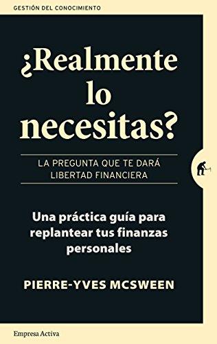 ¿Realmente lo necesitas? (Gestión del conocimiento) por PIERRE-YVES MCSWEEN