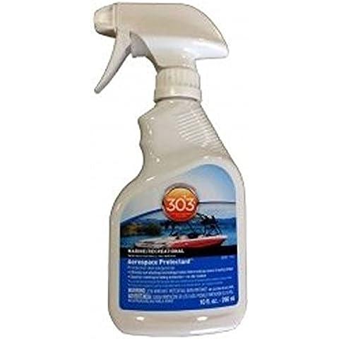 303 aeroespacial protector 10 oz/296 ml gatillo aerosol - UV proteger trajes secos cuadriaxial Kayaks hinchables