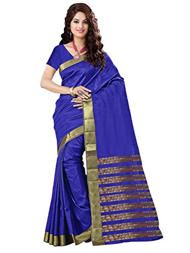 Trendz Printed Cotton Silk Saree(TZ_Pachrangi)