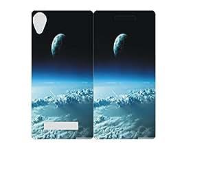 Techno Gadgets Flip Cover for Gionee P5W