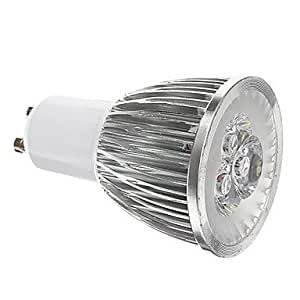 GU10 6W 4500K 360LM Blanc Naturel LED Spot Light (AC 85-265V)