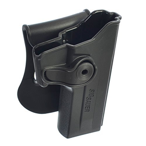 IMI-Defense Sig Sauer 226 (9mm/.40/357), P226 Polymer Roto/Retention Paddle Holster by IMI-Defense