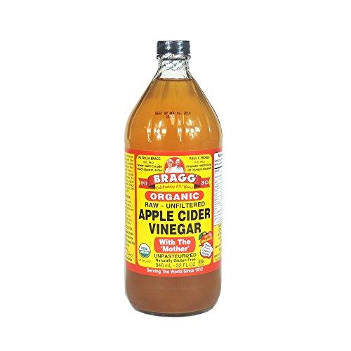 Bragg - Organic Apple Cider Vinegar - 946ml (Case of 12)