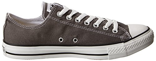 Converse Ox Can Nvy, Sneaker Unisex-Adulto Carbone