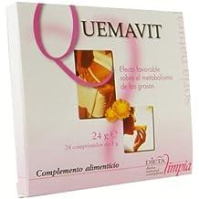 Soria Natural Quemavit Ácidos Grasos Esenciales - 24 Cápsulas
