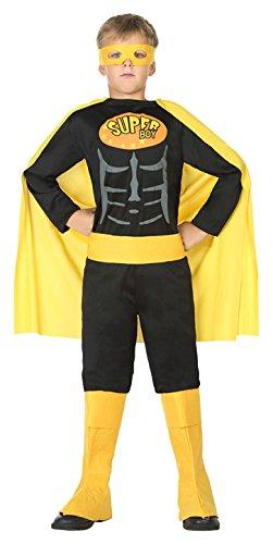 Kinder Kostüm Superboy - ATOSA 39433 Superboy boys 140