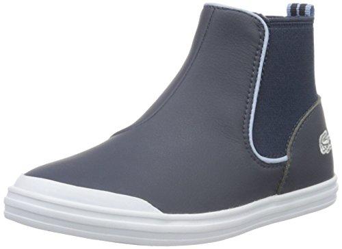 Lacoste Unisex-Kinder Lancelle Chelsea 416 1 Boots Blau (NVY 003)