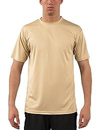 d08db2f6 Vapor Apparel Men's UPF 50+ UV Sun Protection Short Sleeve T-Shirt