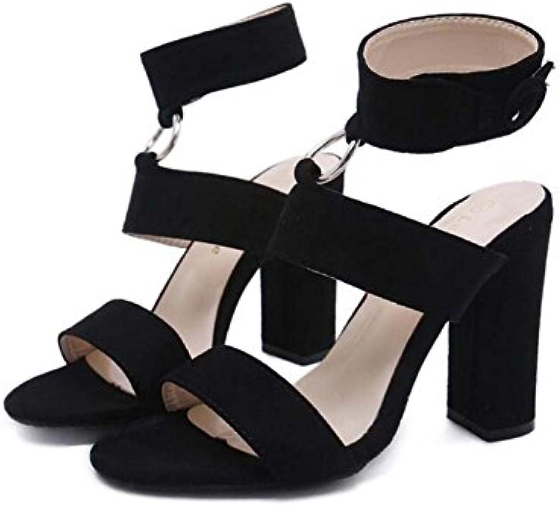 FitFlop™ Rola Mujeres Pies Sandalias De Post 38 EU Negro (Black)