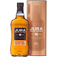 Jura 10 Year Old Whisky, 70 cl