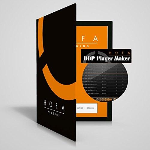 HOFA DDP Player Maker | Erzeugen von Playern in einem DDP-Image