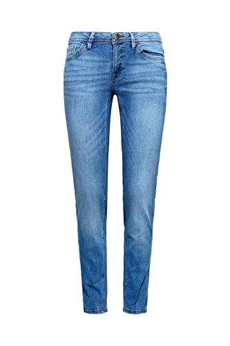 edc by Esprit, Jeans Slim Donna Blu (Blue Medium Wash 902)