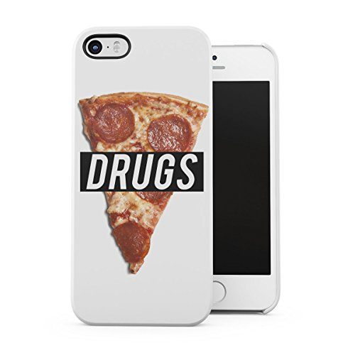 I Wish You Were A Macaron Quote Rainbow Macarons Pattern Apple iPhone 5 , iPhone 5S , iPhone SE Snap-On Hard Plastic Protective Shell Case Cover Custodia Pizza Drug