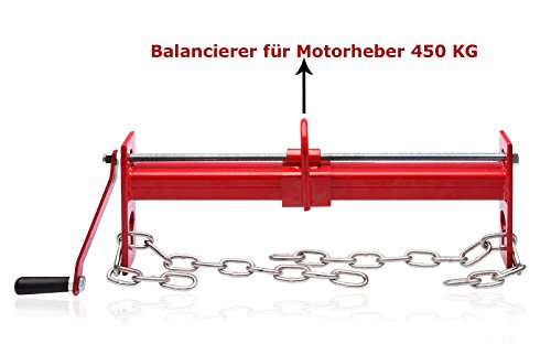 Preisvergleich Produktbild Balancierer Balancer u. Traverse für Motorheber